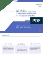 Guia Practica Mis Fortalezas y Aspectos a Mejorar en Los Procesos de Evaluacion Formativa (2)