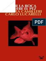Por La Boca Muere El Pez - Andrea Camilleri