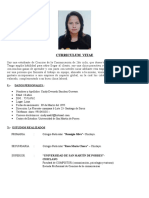 CV Cindy