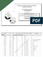 Catalogo Moneda s