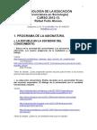 PROGRAMA Sociologia de La Educacion
