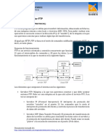 Tema 3.1 El Servicio FTP