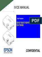 Epson Eb Sx7 8 Eh Tw450