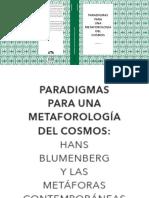 2016 Paradigmas Para Una Metaforologia