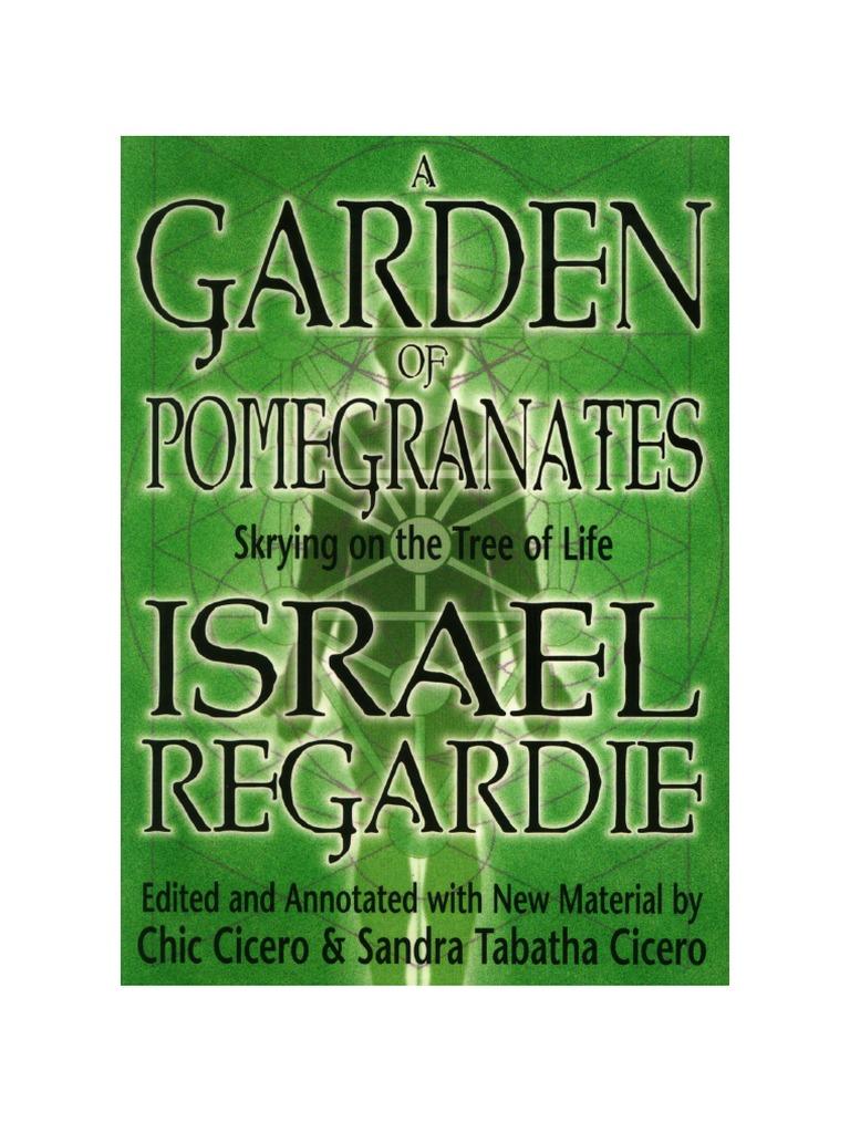 israel regardie garden of pomegranates pdf