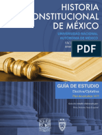 Guia Historia Constitucioanl Mexico
