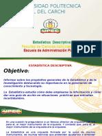 1 ESTADISTICA DESCRIPTIVA ADMINISTRACION .pptx