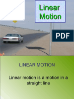 2.1 analysing linear motion.ppt