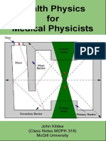 Health Physics for Medical Physicists