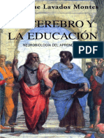 El cerebro y la educacion. Neurobiología del aprendizaje.pdf