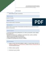 14.- Razones Financieras Cálculo e Interpretación