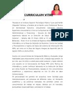 Curriculum Maga Octubre