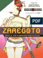 Zaregoto 02 - Strangulation Romantist - Human Fail