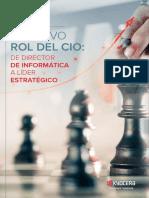 El Nuevo Rol Del CIO de Director de Informatica a Lider Estrategico