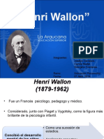 Wallon teoria