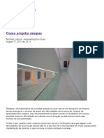 Como Projetar Rampas _ Arquitetônico