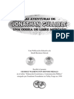 Ken Schoolland, Las Aventuras de Jonathan Gullible