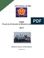 Mod. Lr. 26 00 Padp 2017 Deficiência