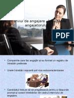 Interviu de angajare.pptx