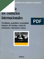 Estudio de Los Conflictos Internacionales - 1991