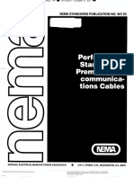 WC 63 (IA WDRN) Telecommunication Cables