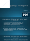 Psicopatología Infanto Juvenil Clase 10