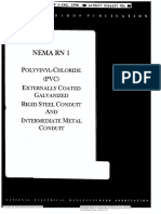 NEMA RN1 PVC Coated RS Conduit