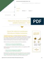Manual Cálculo Sistemas Fotovoltaicos Aislados - Parte I