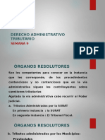 DERECHO TRIBUTARIO I (CÓDIGO TRIBUTARIO) - Semana9 FacultadesAdministracionTributaria