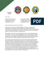 Governors write to Trump administration on marijuana