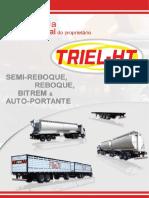 Manual de Instruções Semi-reboque TRIEL-HT