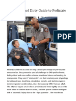 Peds Assessment Quick Guide