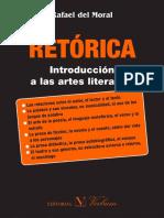 Retórica. Introducción a las artes literarias