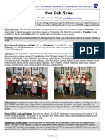 Cox News Volume 6 Issue 18