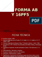 16PF FORMA AB Y 16PF5.ppt