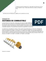 Cat _ Sistemas de Combustible _ Caterpillar