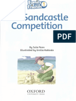 Lulie Penn the Sandcastle Competition