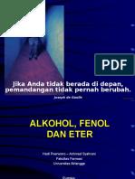 Alkohol Eter Fenol Yy