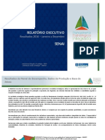 SENAI Relatório Executivo 201612