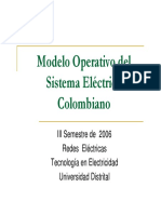 Sistema Electrico Colombiano