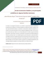 Analisis Del Ciclo Vital en La Estructura Familiar