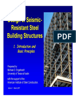 Aisc Seismic Design Module1 Introduction