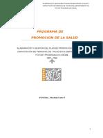 Programa de Promociòn CESTAS