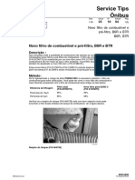 Filtros Diesel B7R