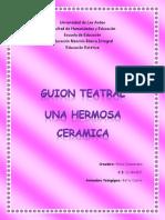 Guion Teatral Individual