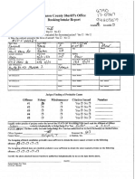 Charging documents for Bruce Fanning