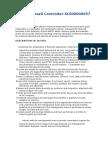 Duracell Brazil Controller Descrição de Vaga