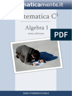 C. Carboncini Et Al - Algebra1- 6ed. Matematicamente.it 2015