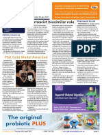 Pharmacy Daily for Tue 04 Apr 2017 - Pharmacist biosimilar role, EBOS acquires Floradix, Pharmacist prescribing OK, Guild Update and much more