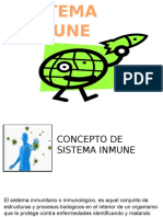 III. Sistema Inmune